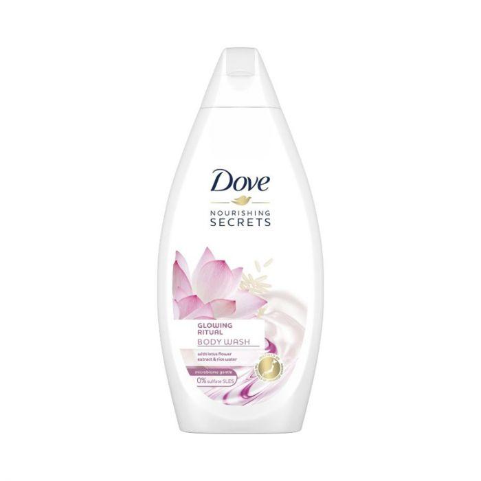 Dove Glowing Ritual Body Wash 250ml