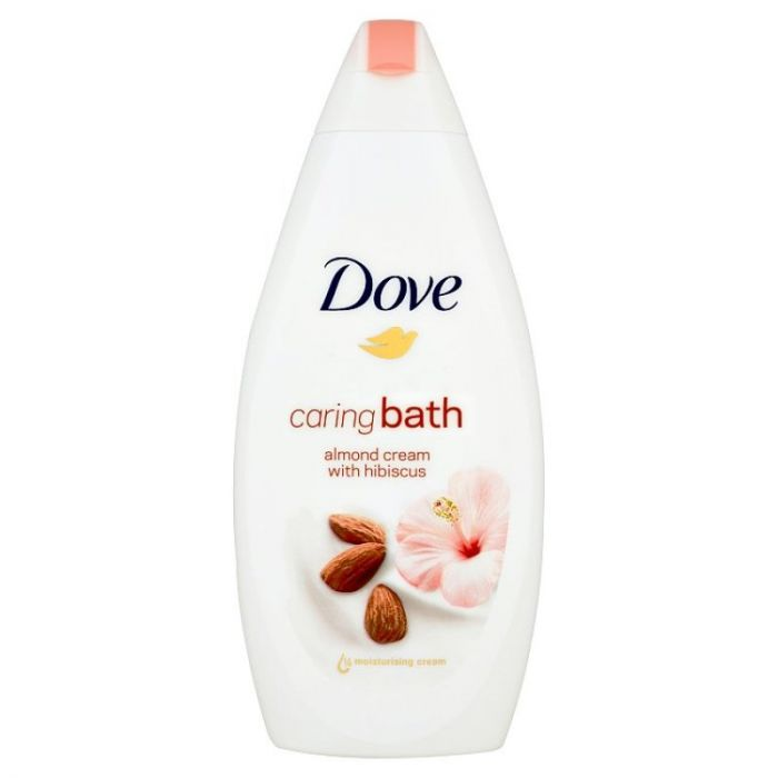 Dove Caring Bath With Hibiscus Body Wash 500ML