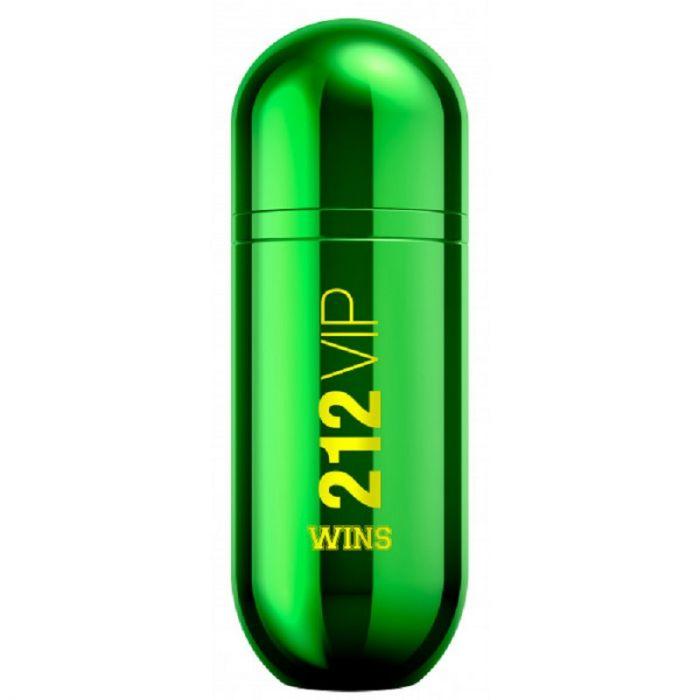 Carolina Herrera 212 Vip Wins Eau De Parfum 80ml