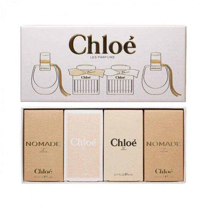 Chloe Miniature Coffret Limited Edition - 4x5ml