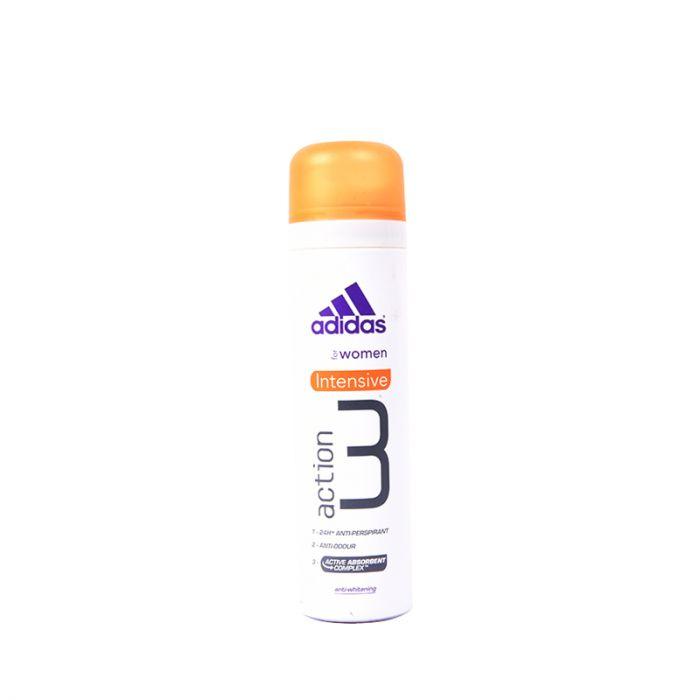 Adidas Action 3 Intensive  For women Deo Spray Women 150ml