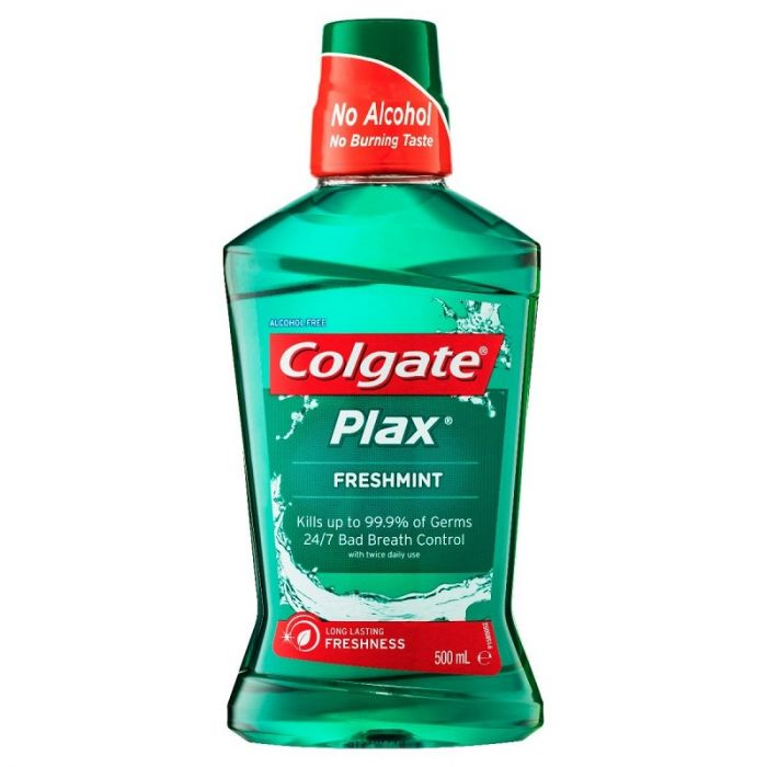 Colgate Plax Fresh Mint Mouth Wash 500ML