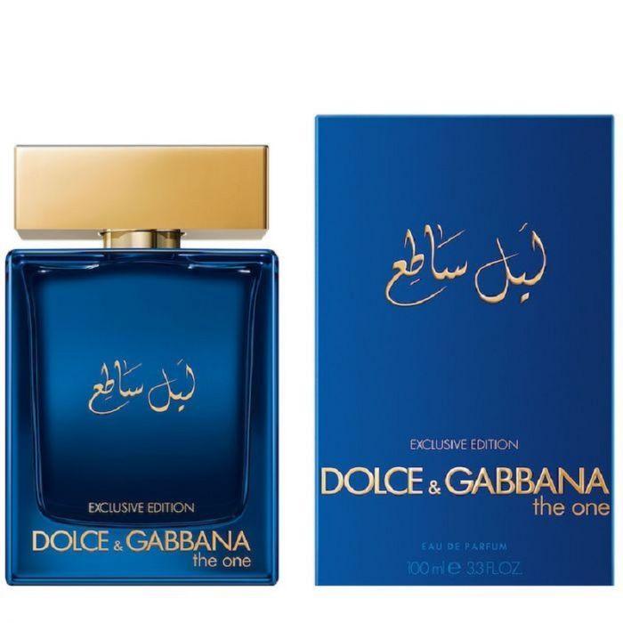 Dolce & Gabbana Exclusive Edition For Men Eau De Parfum 100ml