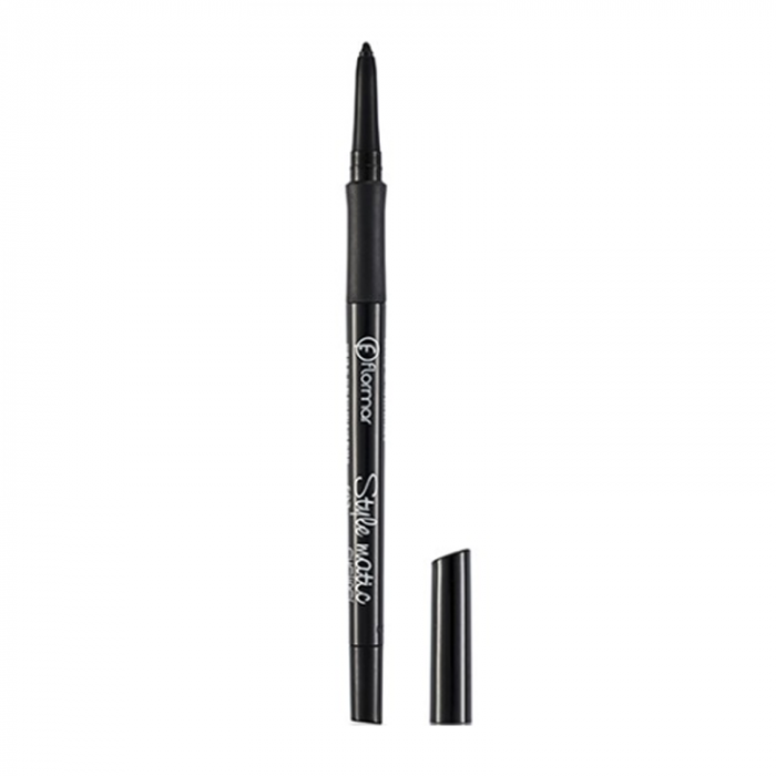 Flormar Style Matic Eyeliner - S02 New Black