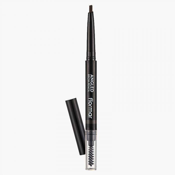 Flormar Angled Brow Pencil - 04 Dark Brown