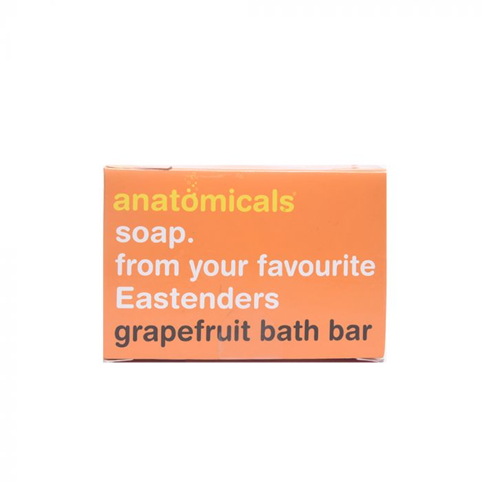 Anatomicals Soap From Your Favourite Eastenders Grapefruit Bath Bar 300g