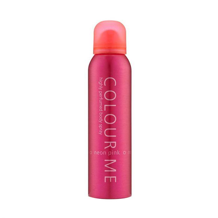 Colour Neon Pink Femme Perfumed Body Spray 150ml