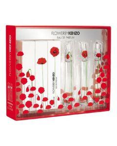 Kenzo Flower By Kenzo Eau De Parfum Miniatures  Set
