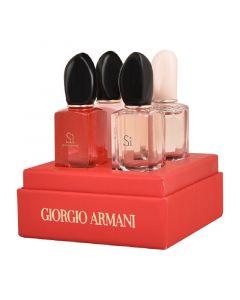 Giorgio Armani Si Miniatures Set