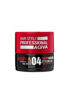 Agiva Power 04 Hair Gel 200ml