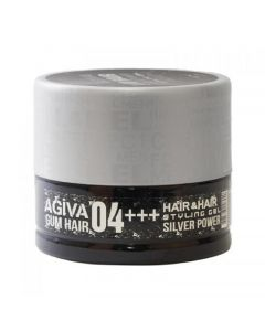 Agiva Sliver Power 04 Gum Hair Gel 200ml