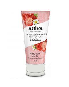 Agive Strawberry gel Face Scrub 150ml
