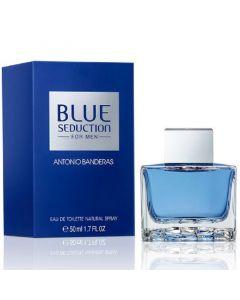 Antonio Banderas Blue Seduction Eau De Toilette 100ml