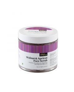 Bipha Ayurveda Walnut & Apricot Face Scrub 75g