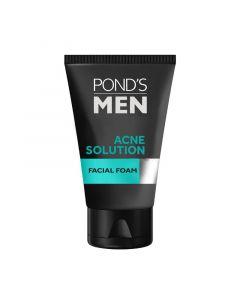 Pond's Men Acne Solution Facial Foam 100g