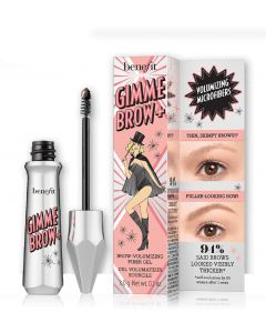 Benefit Gimme Brow+ Volumising Eyebrow Gel 2