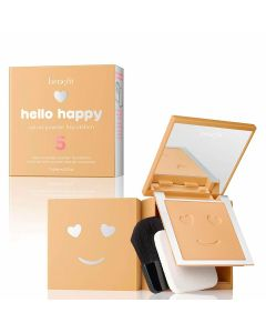 Benefit Hello Happy Velvet Powder Foundation -05