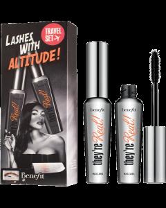 Benefit Lashes With Alittude ! Mascara Set