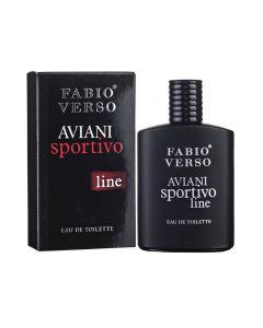 Bi-es Fabio Verso Aviani Sportivo Line Man Eau De Toilette 100ml