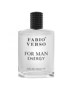 Bi-es Fabio Verso Energy For Men Eau De Toilette 100ml