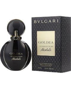 Bvlgari Goldea The Roman Night Absolute For Women Eau De Parfum 75ml