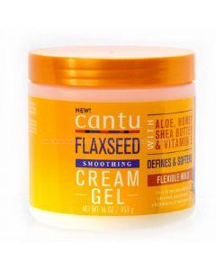 Cantu Flaxseed Smoothing Cream Gel 453G