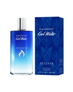 Davidoff Cool Water Aquaman Collector Edition Eau de Toilette - 125ml