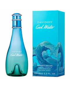 Davidoff Cool Water Summer Edition For Her Eau De Toilette 100ml