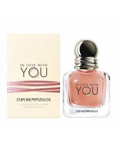 Emporio Armani In Love With You Eau De Parfum Pour Femme 50ml