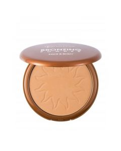 Flormar Face & Body Bronzing Powder - BR04 Sun Kiss