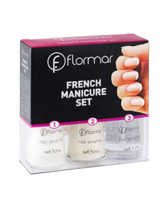 Flormar French Manicure Set 227