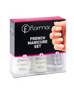 Flormar French Manicure Set 319