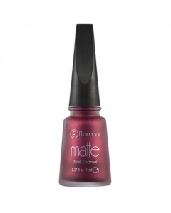 Flormar Matte Nail Enamel - M24 Rosewood Shine