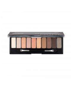 Flormar Eyeshadow Palette Nude 01