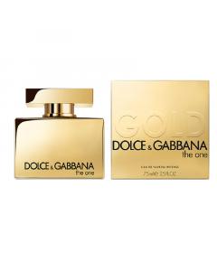 Dolce & Gabbana The One Gold Eau De Parfum Intense 75ml