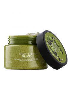 The Body Shop Olive Exfoliating Cream Body Scrub 250ml