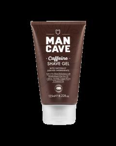 Man Cave Caffeine Shave Gel 125ml