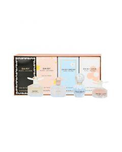 Marc Jacobs Daisy Mini Gift Set Eau De Parfum 4X4Ml