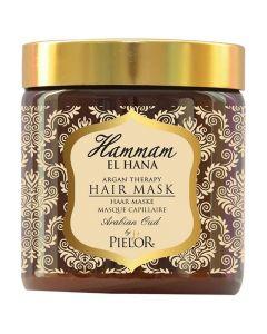 Pielor Hammam El Hana Argan Therapy Arabian Oud Hair Mask - 500 ml