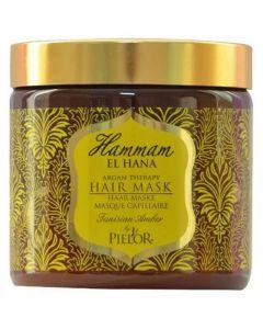 Pielor Hammam El Hana Argan Therapy Tunisian Amber Hair Mask - 500 ml