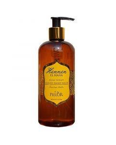 Pielor Hammam El Hana Argan Therapy Tunisian Amber Liquid Hand Wash - 400 ml