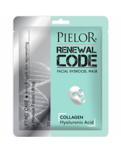 Pielor Renewal Code Facial Hydrogel Mask - Lifting Care