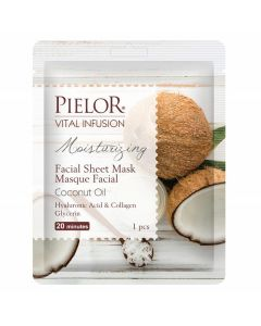 Pielor Vital Infusion Moisturizing Coconut Oil Facial Mask