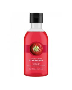The Body Shop Strawberry Shower Gel 250 ml