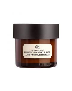 The Body Shop Chinese Ginseng & Rice Clarifying Polishing Mask 75 ml