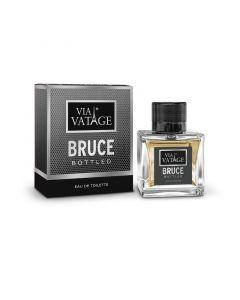 Via Vatage Bruce Bottled Eau De Toilette For Men 100ml