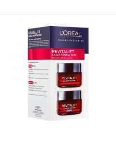 Loreal Paris Revitalift Laser Reset Day & Night Cream 2 X 50ml