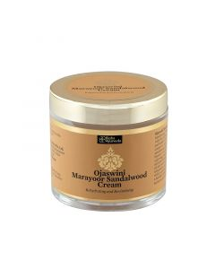 Bipha Ayurveda Ojaswini Marayoor Sandalwood Rehydrating And Revitalising Cream 75G