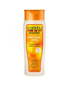 Cantu Shea Butter Natural Hair Cleansing Cream Shampoo 400ml