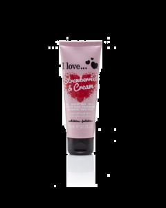 I Love Strawberries & Cream Hand Lotion 75ml